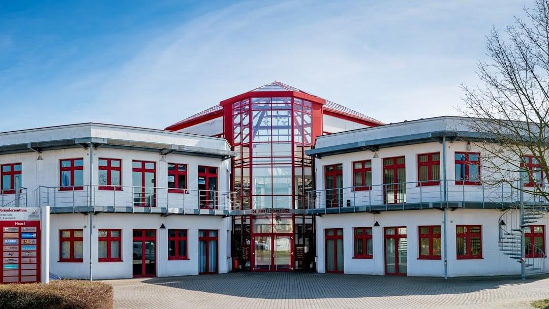Gewerbeimmobilie | Innovations- und Gründerzentrum GmbH Rudolstadt