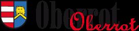 Wappen von Oberrot
