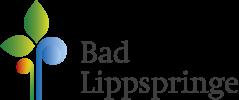 Wappen/Logo des Wirtschaftsstandortes Bad Lippspringe