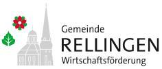 Wappen/Logo des Wirtschaftsstandortes Rellingen