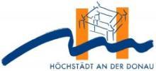 Wappen/Logo des Wirtschaftsstandortes Höchstädt a. d. Donau