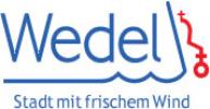 Wappen/Logo des Wirtschaftsstandortes Wedel